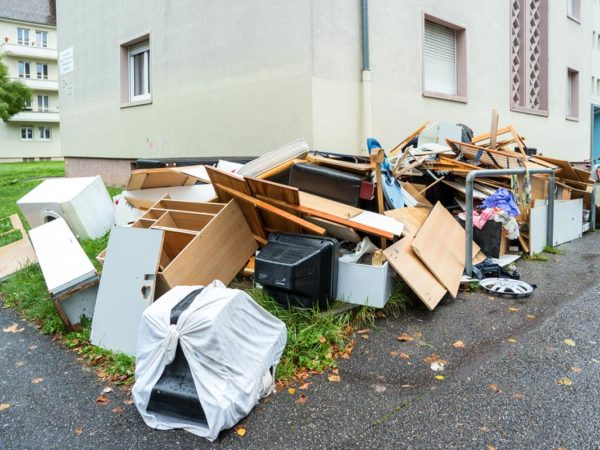 Waste Clearance In Bedfordshire