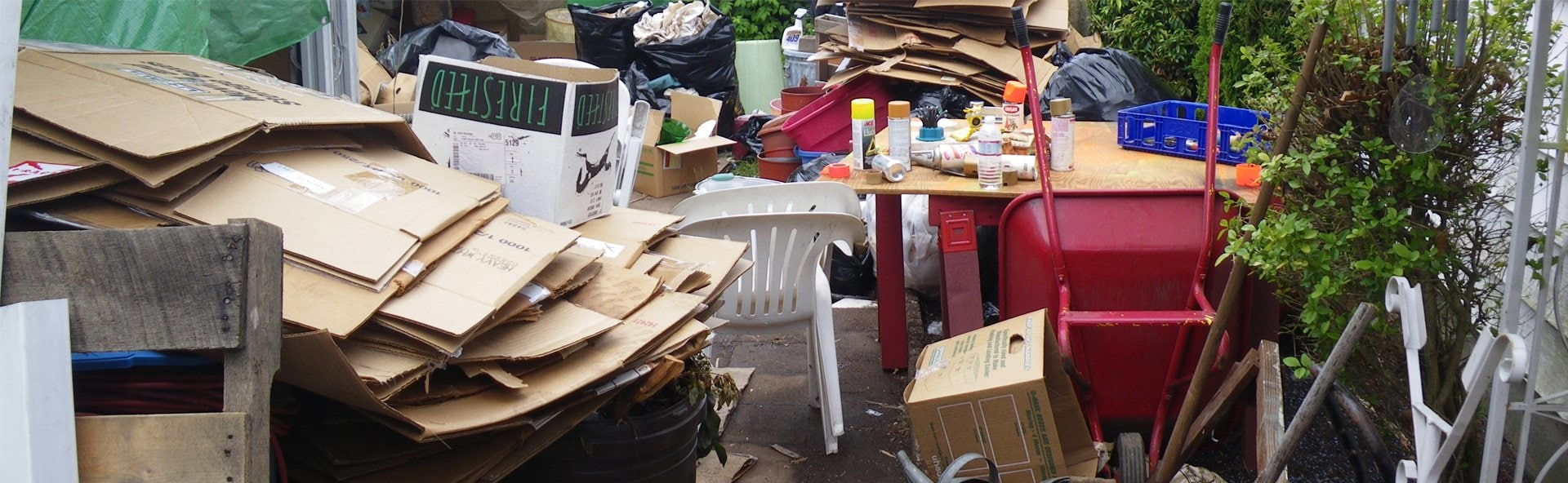 Waste Clearance In Bedford