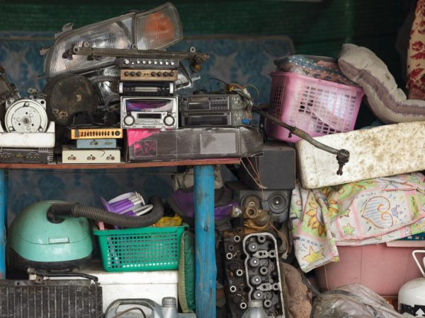 Garage Clearance In Bedford, Bedfordshire